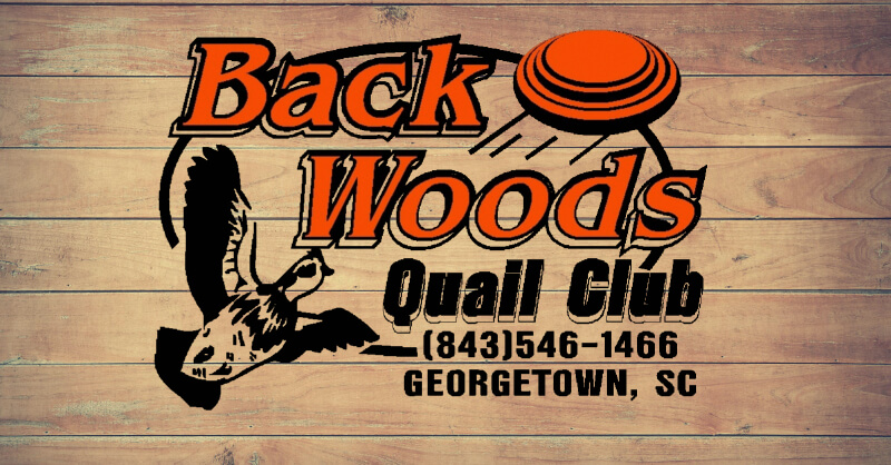 back woods quail club tournament