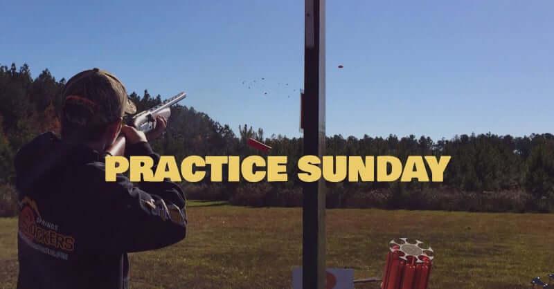 PRACTICE sunday